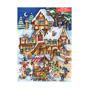 Vermont Christmas Company Chocolate Advent Calendar | Christmas Market