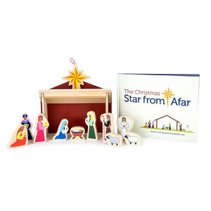Star Kids Company Nativity Set | The Christmas Star From Afar