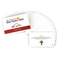 Star Kids Company Star From Afar | Scripture Cards
