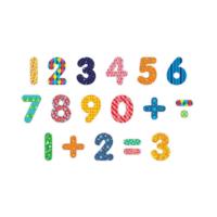Magnetic Wood Numbers   Pattern Pop