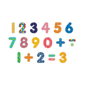 Magnetic Wood Numbers | Pattern Pop