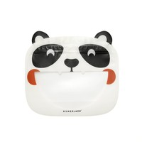 Kikkerland Zipper Bag | Set of 3 | Panda