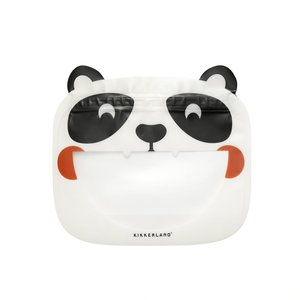 Kikkerland Zipper Bag | Set of 3 | Panda
