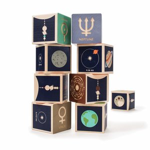 Uncle Goose Building Blocks | Planets