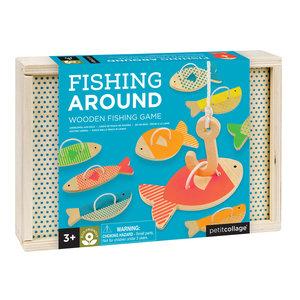 Petit Collage Game | Fishing Around