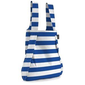 Notabag Bag   Notabag Marine Stripes