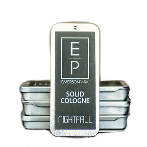 Emerson Park Cologne | Solid Nightfall