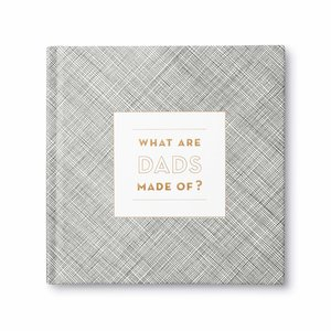Compendium Book | What Are Dads Made Of?
