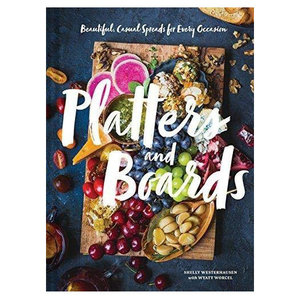 Chronicle Books Book | Platters & Boards