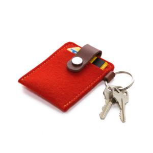 Graf & Lantz Key Card Case | Felt