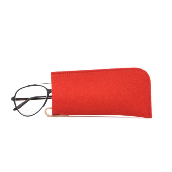 Eyeglass Sleeve | Merino Felt