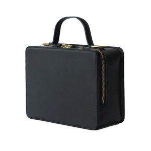 Bag | Box Crossbody | Black