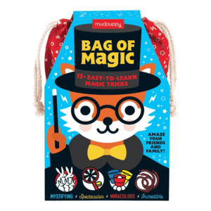 Chronicle Books Game | Bag Of Magic