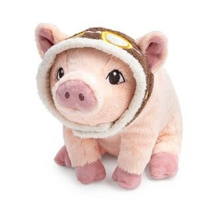 Plush Toy | Flying Pig