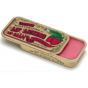 TINte Cosmetics Lip Balm | Lip Licking | Strawberry