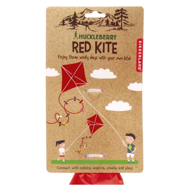 Kikkerland Kite | Red
