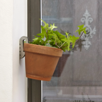Kikkerland Floating Plant Hangers | Set/3