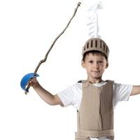 Monkey Business Silicone Sword Kit   Blue