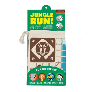 Chronicle Books Travel Game | Jungle Run
