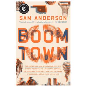 Random House Book | Boom Town | Trade Paperback
