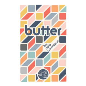 W&P Design Book | Butter | Vol 30