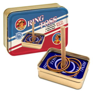 Channel Craft Fame   Ring Toss Tin
