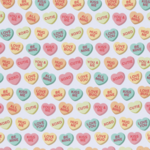 Now Designs Tea Towel - Sweet Hearts
