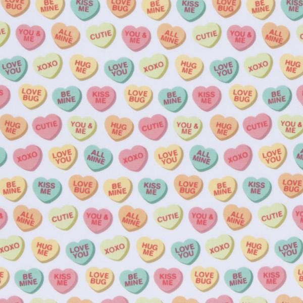 Now Designs Tea Towel - Sweet Hearts