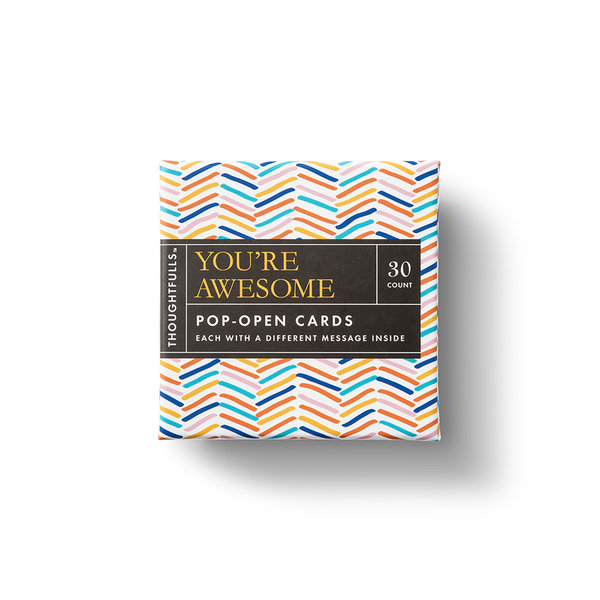 Compendium Boxed Cards | You're Awesome