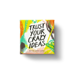 Compendium Boxed Cards | Trust Your Crazy Ideas