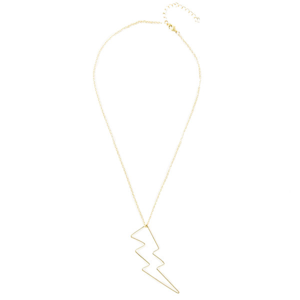 Ink + Alloy Necklace|16"
