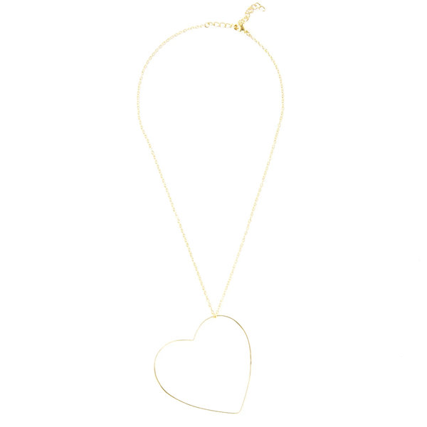 Ink + Alloy Necklace | 16"