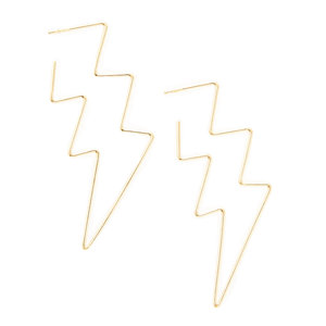 Ink + Alloy Earring | 2.25"