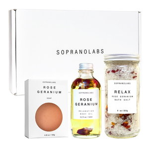 Soprano Labs Kit Essential | Relax Rose