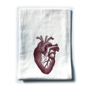 Counter Couture Tea Towel | Heart