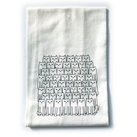 Counter Couture Tea Towel | Cats