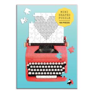Chronicle Books Puzzle   100PC   Vintage Typewriter