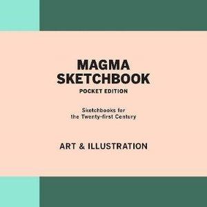 Chronicle Books Magma Sketchbook | Art & Illustration
