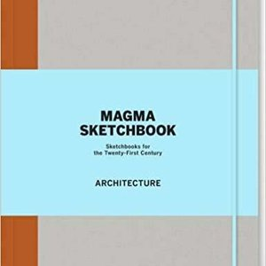 Chronicle Books Magma Sketchbook | Architecture