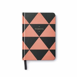 Compendium Motto Journal | Fearless