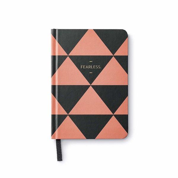 Compendium Motto Journal   Fearless