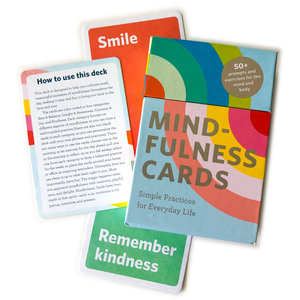 Chronicle Books Boxed Cards | Mindfulness+