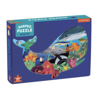 Chronicle Books Puzzle | 300PC | Ocean Life