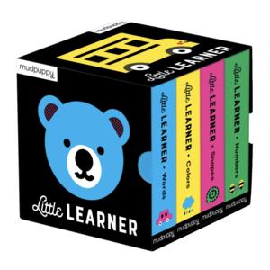 Chronicle Books Board Book Set | Little Learner