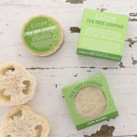 Rinse Bath & Body Soap & Loofah | Tea Tree