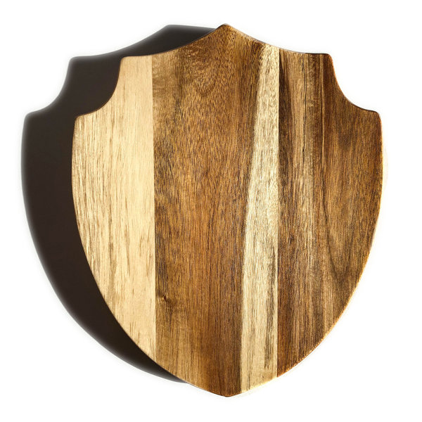 True Brands Cheese Board | Acacia Wood | Shield