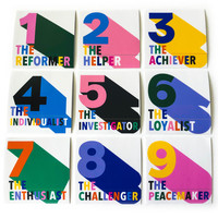 Stickers Northwest Sticker | Enneagram