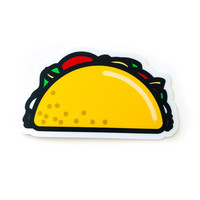 Stickers Northwest Sticker | Food: Taco