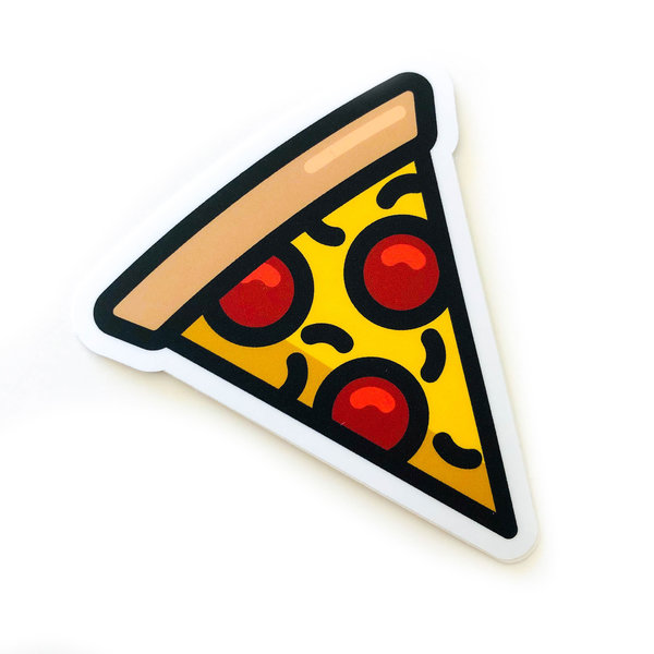 Stickers Northwest Sticker | Food: Pizza Slice