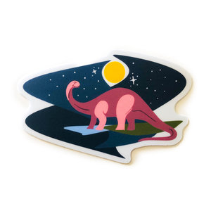 Stickers Northwest Sticker | Brontosaurus 2.0